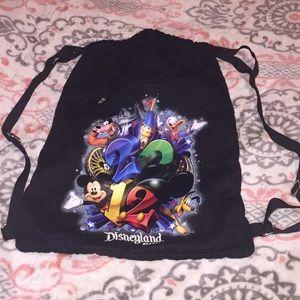 Disney 2012 anniversary cute backpack